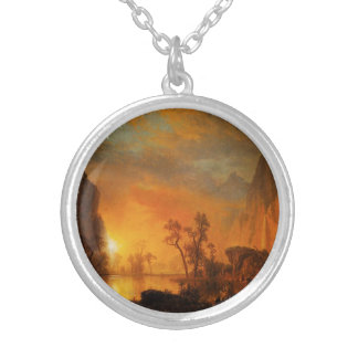 Sunset in the Rockies Necklace