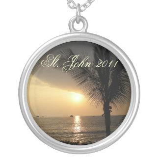 Sunset in the Tropics Custom Jewelry