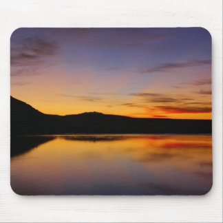 Sunset in the West Photo Mousepad