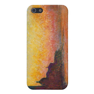 Sunset in Venice, Claude Monet Case For The iPhone 5