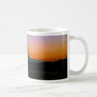 Sunset in Virginia Basic White Mug