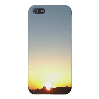 Sunset iPhone 5/5S Cover