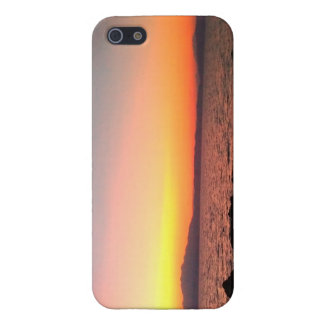 Sunset iPhone 5/5S Glossy Finish Case iPhone 5/5S Cases