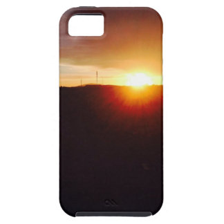 sunset iphone case iPhone 5/5S cover