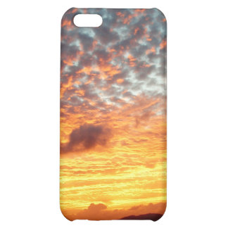 Sunset Case For iPhone 5C