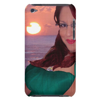 Sunset iPod Touch Case-Mate Barely There™ iPod Touch Cases
