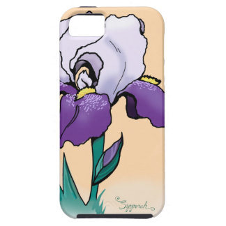 Sunset Iris Tough iPhone 5 Case