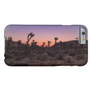 Sunset Joshua Tree National Park Barely There iPhone 6 Case