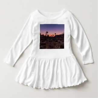 Sunset Joshua Tree National Park Dress