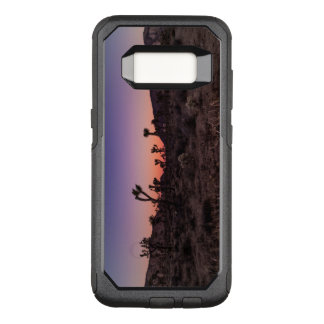 Sunset Joshua Tree National Park OtterBox Commuter Samsung Galaxy S8 Case