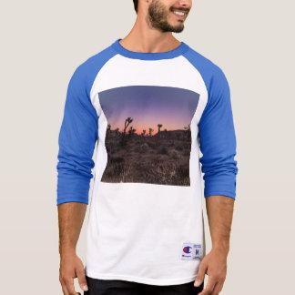 Sunset Joshua Tree National Park T-Shirt