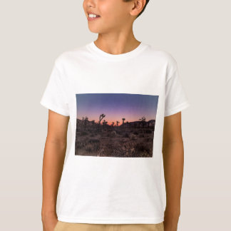 Sunset Joshua Tree National Park T-Shirt