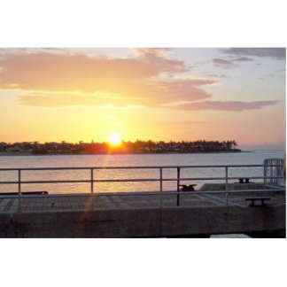 Sunset Key West Florida Photo Cutouts