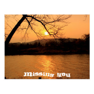 Sunset (Korea), Missing You Post Card