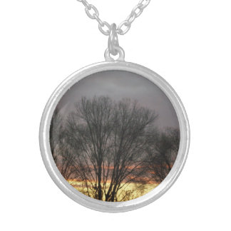 Sunset Ladies Necklace