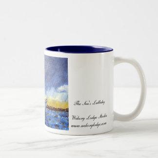Sunset Lake Coffee Mug