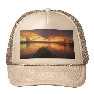 Sunset Lake Hats