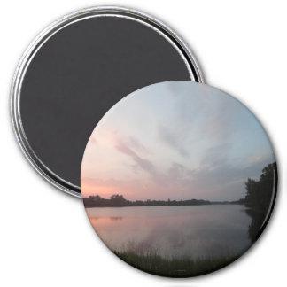 Sunset Lake Magnets
