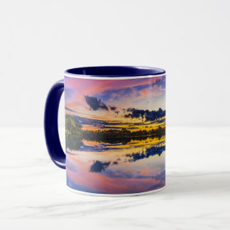 Sunset - Lake Mug