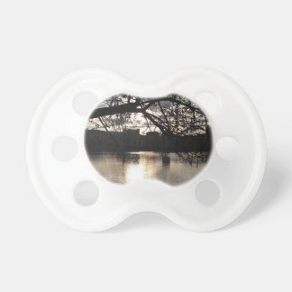Sunset lake pacifier