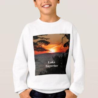 Sunset Lake Superior Sweatshirt