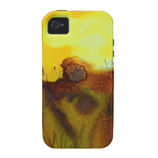 Sunset landscape iPhone 4/4S cover
