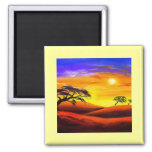 Sunset Landscape Scenery - Multi