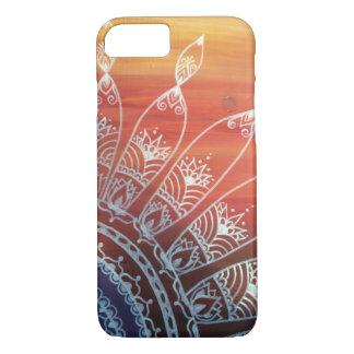 Sunset Mandala iPhone 7 Case