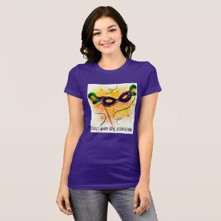 Sunset Mardi Gras Association Tee Shirt