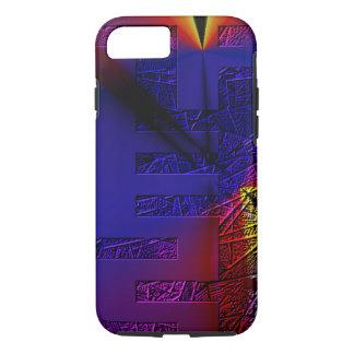 Sunset Maze iPhone 7 Case