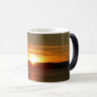 Sunset Migration Coffee Mug