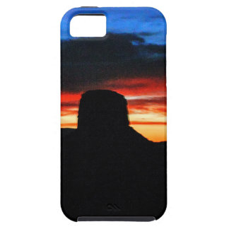 Sunset, Monument Valley, UT Case For The iPhone 5