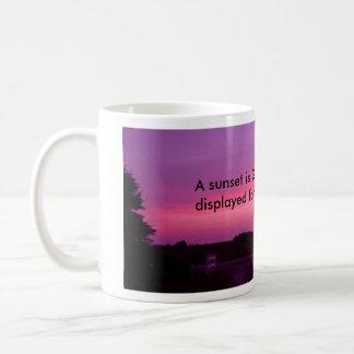 Sunset Mug Mugs