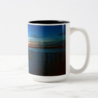 Sunset Mug 15 oz