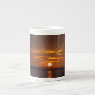 Sunset Mug Bone China Mug