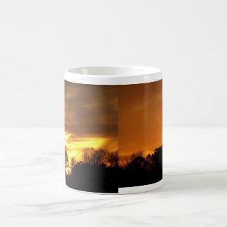 Sunset Mug. Coffee Mug