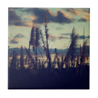 Sunset Nature Tile