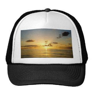 Sunset North of Bermuda Cap