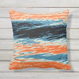 Sunset/Ocean/Wave/Sea Cushion