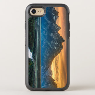 Sunset On Grand Teton And Snake River - Wyoming OtterBox Symmetry iPhone 8/7 Case