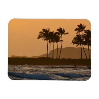 Sunset on Kauai Magnet