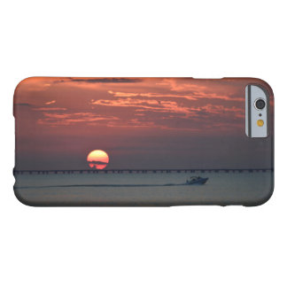 Sunset on Lake - iPhone 6/6s, Barely There Case