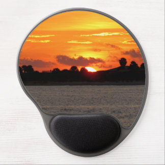 Sunset on My Mind Gel Mousepad