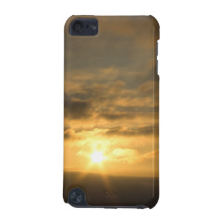 Sunset on the french coast of atlantic ocean iPod touch 5G cases