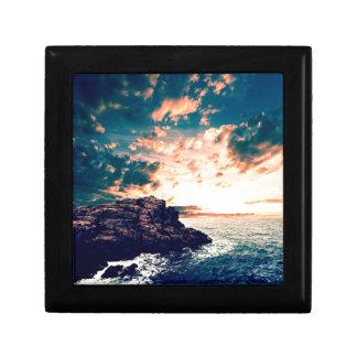 Sunset On The Horizon Gift Box