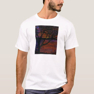 Sunset on the Lake 1.JPG T-Shirt