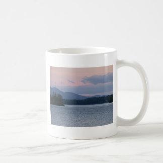 Sunset on the Lake 2 Coffee Mug