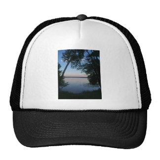 Sunset on the Lake Hat