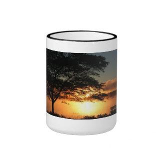Sunset on the Lake Mug