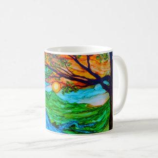 Sunset on the Pedernales Coffee Mug
